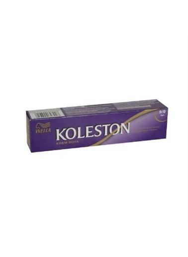 Koleston Koleston Tüp Boya Sari 9/0 Renkli